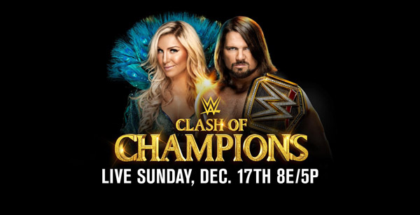 WWE Clash of Champions 2017 (русская версия от 545...