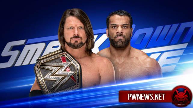 WWE SmackDown Live 12.12.2017 (русская версия от 5...