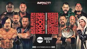 IMPACT Wrestling 16.09.2021 (русская версия о...