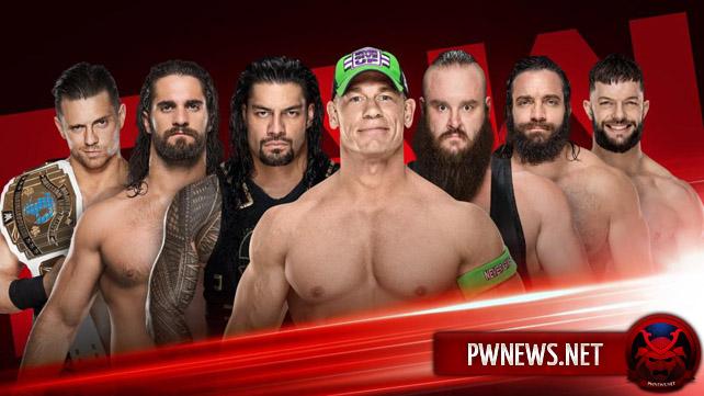 WWE Monday Night Raw 19.02.2018 (русская версия от...
