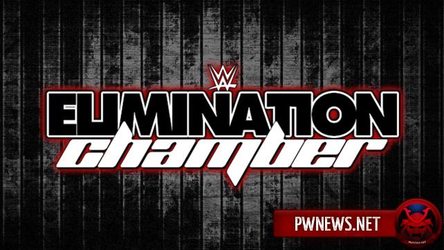 WWE Elimination Chamber 2018 (русская версия 545TV...