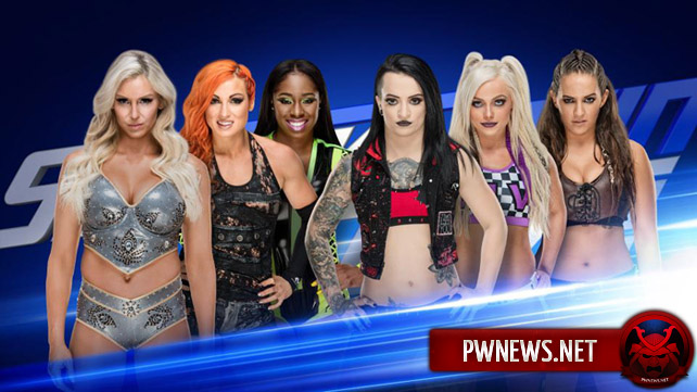 WWE SmackDown Live 20.02.2018 (русская версия от 5...