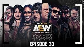 AEW Dark: Elevation Episode #33 (английская в...