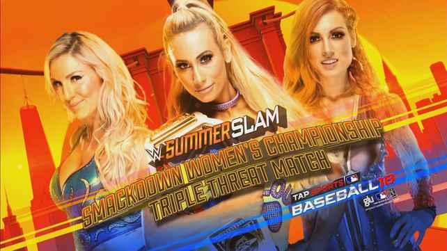 Матч за женское чемпионство SmackDown на SummerSlam может претерпеть еще одно изменение?