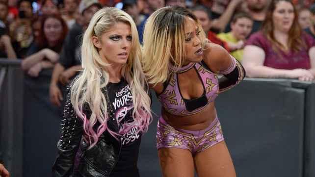 Алекса Блисс вернется уже на предстоящем Raw?