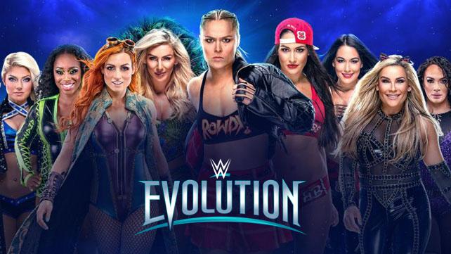Что зрители не увидели в эфирной части WWE Evolution?