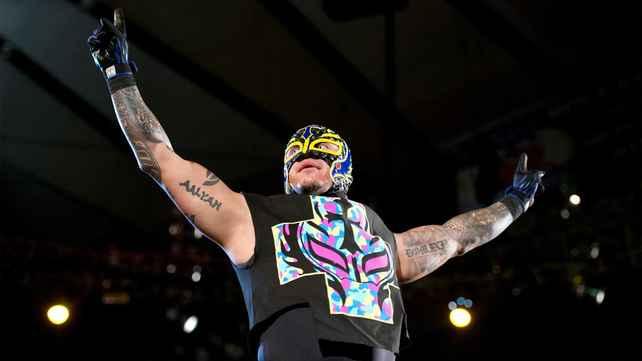 О графике Рэя Мистерио в WWE в обозримом будущем