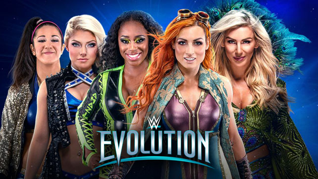 Прогнозист 2018: WWE Evolution 2018