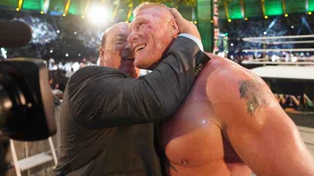 Когда истечет срок действия нынешнего контракта Брока Леснара с WWE?