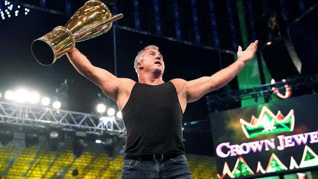 Шейн МакМэн может быть заменен на Survivor Series