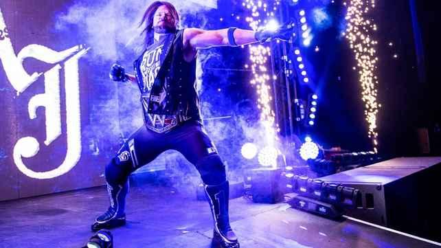 ЭйДжей Стайлз больше не собирается подписывать контракты с WWE