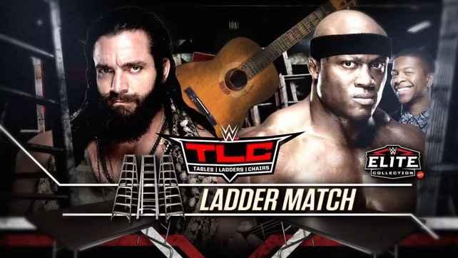 Как закончится лестничный матч Бобби Лэшли и Элайаса на TLC?