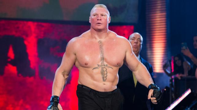 Обновление по Броку Леснару на SmackDown