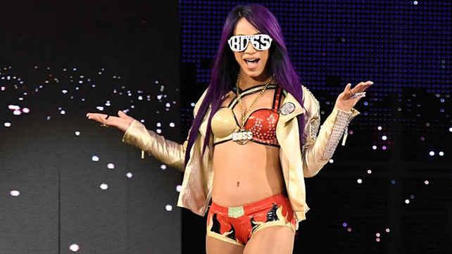 WWE идут на большие обещания Саше Бэнкс, дабы она вернулась