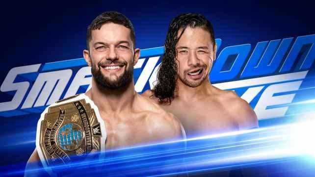 Как заранее анонсированный матч Финна Бэлора и Шинске Накамуры повлиял на просмотры SmackDown?