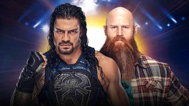 Заметка о планах на матч Роуэна и Романа Рейнса на Clash of Champions; Брэй Уайатт зовет Роуэна вернутся домой