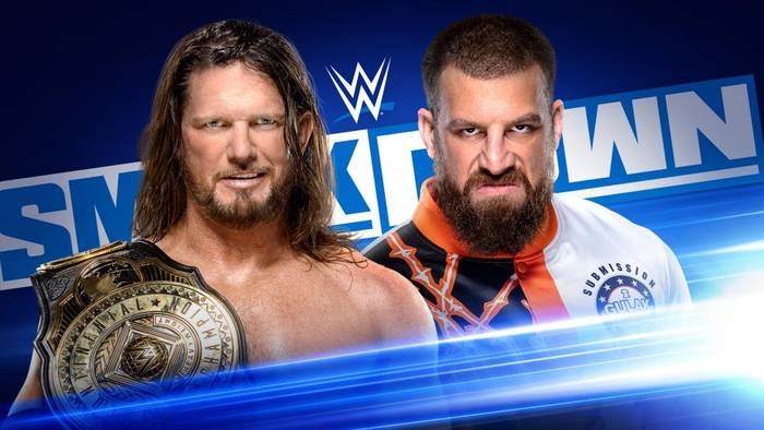 Превью к WWE Friday Night SmackDown 03.07.2020