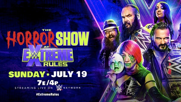 WWE The Horror Show at Extreme Rules