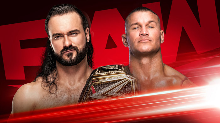 Превью к WWE Monday Night Raw 03.08.2020