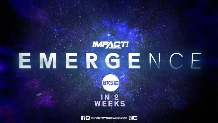 Impact Wrestling: Emergence (день 1-й)
