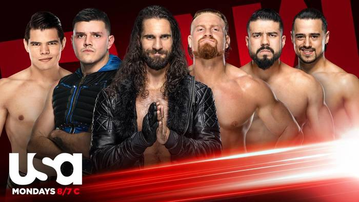Превью к WWE Monday Night Raw 21.09.2020