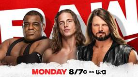 Превью к WWE Monday Night Raw 30.11.2020