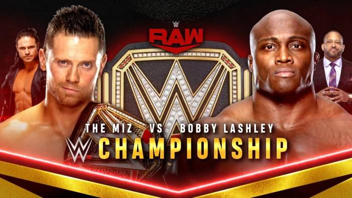Превью к WWE Monday Night Raw 01.03.2021