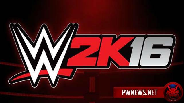 Обновление в ростере WWE 2k16