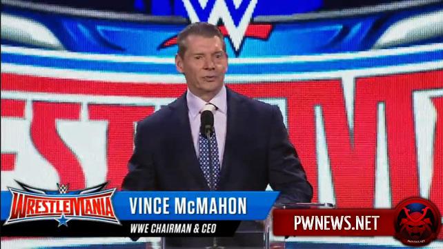 Новые слухи о матчах на WrestleMania 32