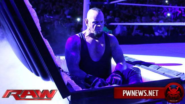 Гробовщик на следующем RAW?!