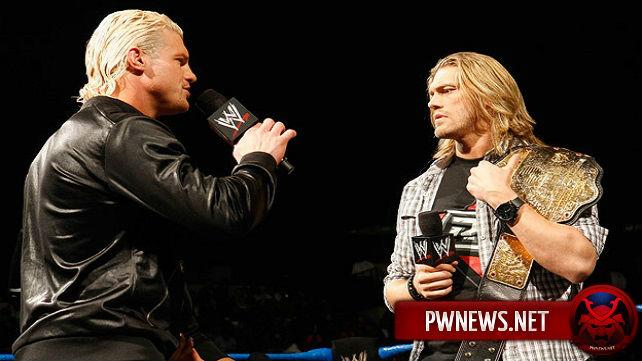 Эдж о статусе Кристиана в WWE