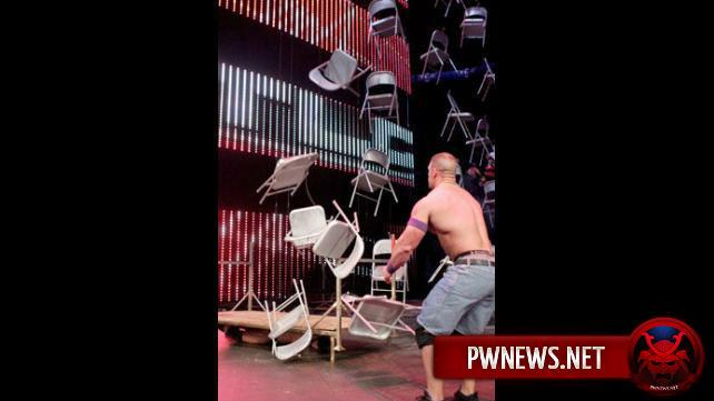 цепочка стульев