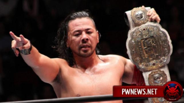 Известный исполнитель из Японии перейдет в WWE?
