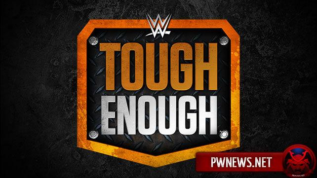 Финалисты Tough Enough против суперстаров WWE