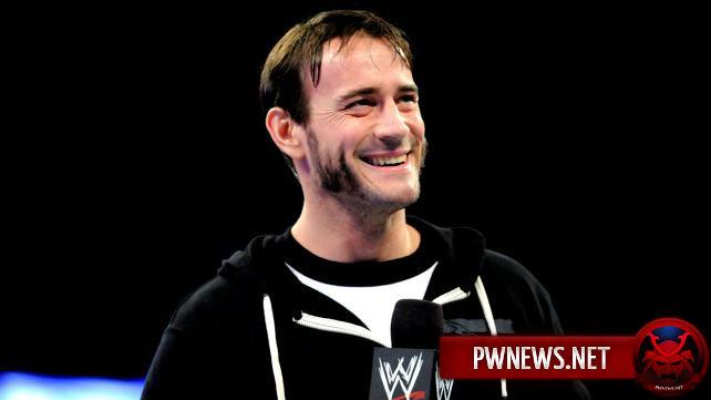 CM Punk про свою карьеру в WWE