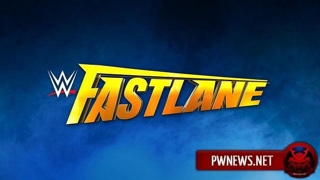 Обновление в карде Fastlane (спойлеры с WWE 205 Live)