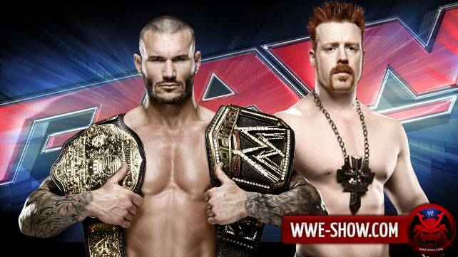 Превью к WWE Monday Night RAW 17.02.14