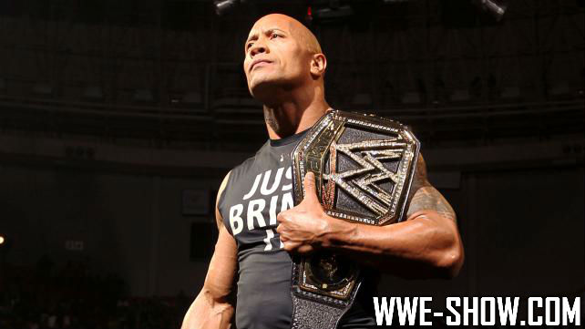 The Rock заявлен на Extreme Rules 2013