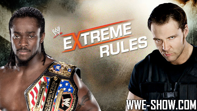 Dean Ambrose vs. Kofi Kingston на ER 2013