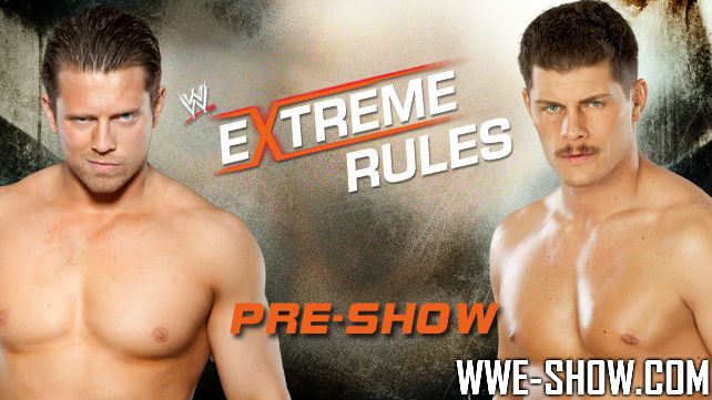 Pre-Show на WWE Extreme Rules 2013