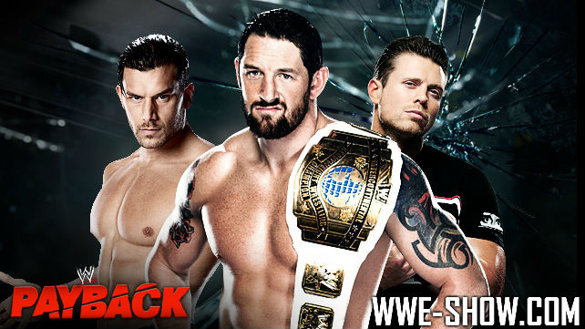 The Miz vs. Fandango vs. Wade Barrett