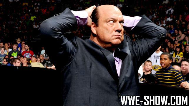 CM Punk vs. Paul Heyman на RAW 12.08.13