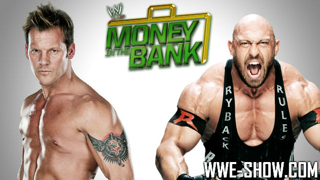Chris Jericho vs. Ryback на MITB 2013