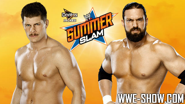 Cody Rhodes vs. Damien Sandow на SS 13