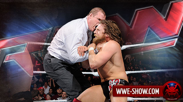 Превью к WWE Monday Night RAW 10.02.14
