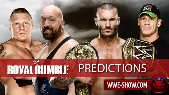 Результаты WWE Royal Rumble 2014