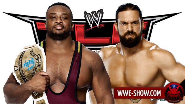 Big E Langston vs. Damien Sandow