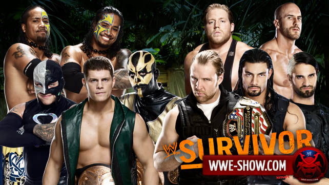 Традиционный Survivor Series 2013 матч