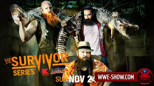 Результаты WWE Survivor Series 2013