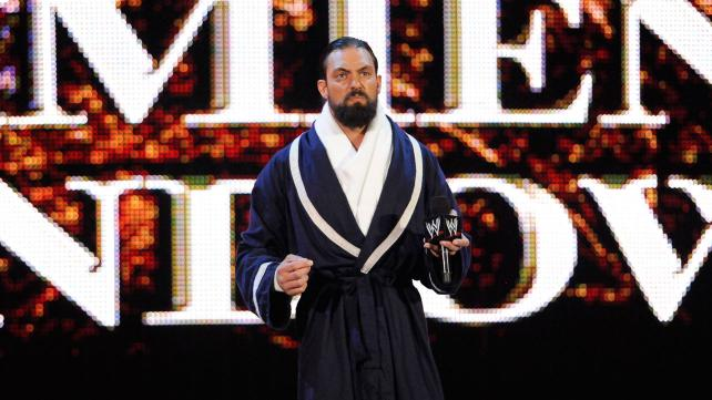 Damien Sandow vs. DX